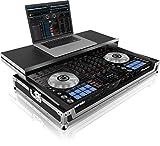 PEP FC-SX - Maletín para controlador de DJ Pioneer DJ DDJ-SX y SX2 (incluye bandeja para portátil)