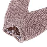 Sharplace 1/6 Echelle Pantalons de Poupée Leggings en Tissu Ornement pour 12 Pouces Blythe Poupées--13.8cm - Gris
