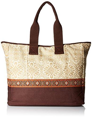 Prana Women's Jazmina Tote Bag, Stone, One Size