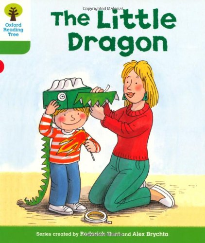 Oxford Reading Tree: Level 2: More Patterned Stories A: The Little Dragonの詳細を見る