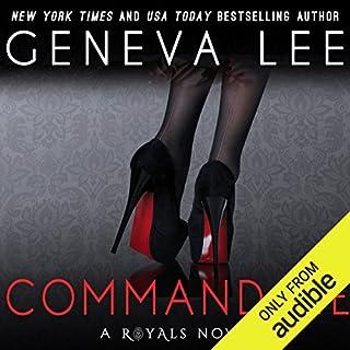 Command Me audiobook cover art