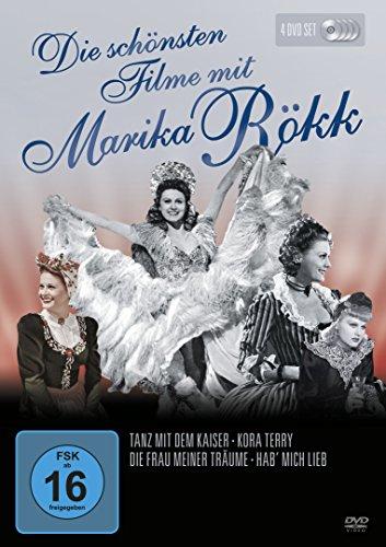 Die schönsten Filme mit Marika Rökk [4 DVDs]