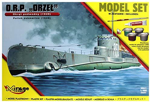 Mirage Hobby 840092 – Modèle Kit orporzel Polish Submarine 1939