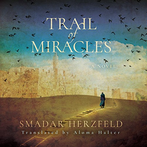 Trail of Miracles audiobook cover art