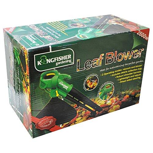 Kingfishers Garden Blower Vac
