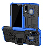 Yiakeng Samsung Galaxy A20e Case, Double Layer Shockproof