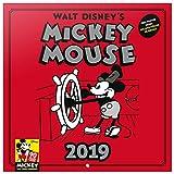 Grupo Erik Editores cp19022–Calendrier 2019Disney Mickey 90Anniversary, 30x 30cm