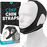 Anti snoring Devices Chin Strap [Upgraded 2021] - Advanced Solution Stop Snore Sleep for Women and Men