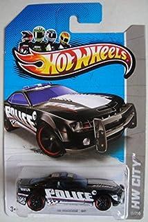 2013 Hot Wheels Regular Treasure Hunt Hw City - '10 Camaro SS