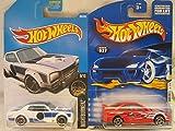 Hot Wheels 2001 First Editions Honda Civic SI & Nissan Skyline H/T 2000GT-X Die Cast 1/64 Scale 2 Car Bundle!