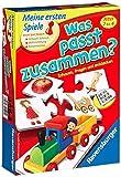 Ravensburger 21402 - Was passt zusammen? - Puzzelspiel für Kinder,...