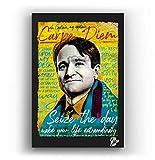 Robin Williams aus Film Der Club der toten Dichter -