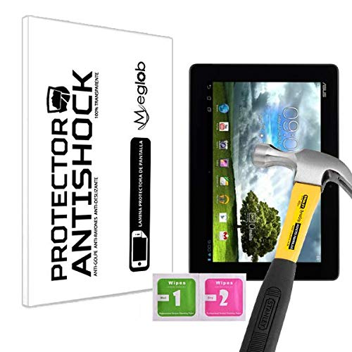 Protector de Pantalla Anti-Shock Anti-Golpe Anti-arañazos Compatible con ASUS Memo Pad Smart...