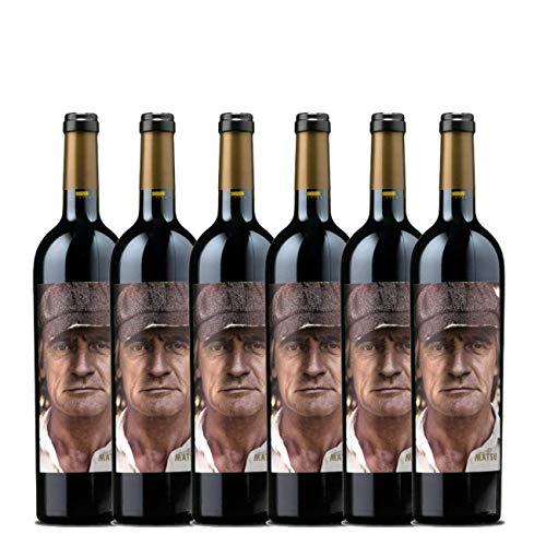 Vino tinto Matsu El Recio - 6 botellas de 75cl - D.O. Toro
