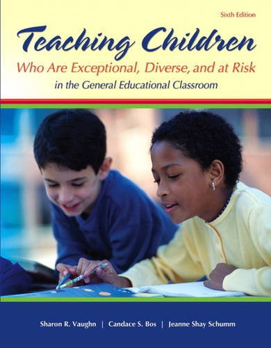 Teaching Students Who are Exceptional, Diverse, and At Risk in the General Education Classroom, Loose-Leaf Version (6th