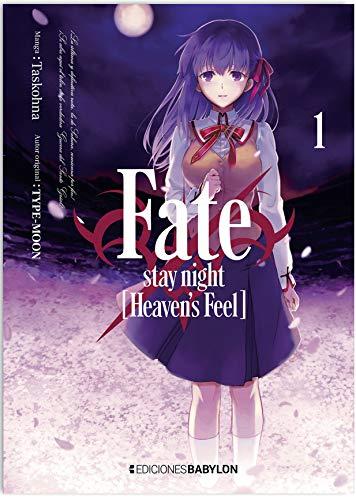 FATE / STAY NIGHT HEAVEN'S FEEL 01 [Paperback] Taskohna