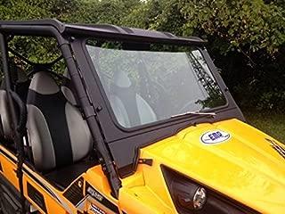 Kawasaki Teryx4/Teryx Laminated Safety Glass Windshield By EMP 12309