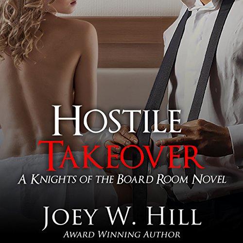 Hostile Takeover audiobook cover art