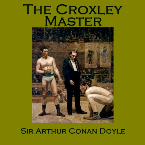 The Croxley Master audiobook cover art