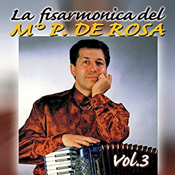 La fisarmonica del M° P. De Rosa, Vol. 3