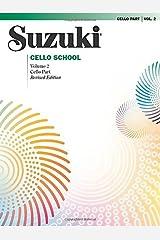 Suzuki Cello School - Volume 2 (Revised): Cello Part Kindle Edition