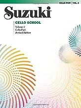 Suzuki Cello School - Volume 2 (Revised): Cello Part
