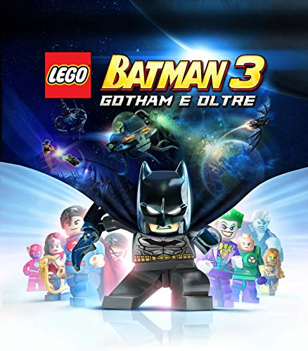 Lego Batman 3 Hits - PS4 - Other - PlayStation 4