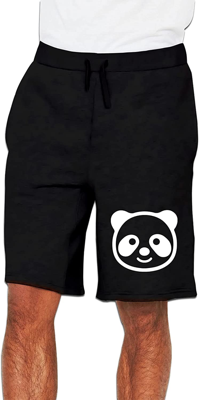 Panda2 W Stylish Mans Swim Max 81% OFF with 35% OFF Sweatpants Summer Pockets Trunks