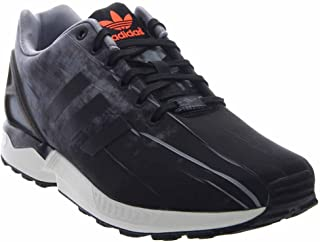 adidas [ZX FLUX-Q16515] Originals ZX Flux Mens Sneakers ADIDASGREY Black WHITEM