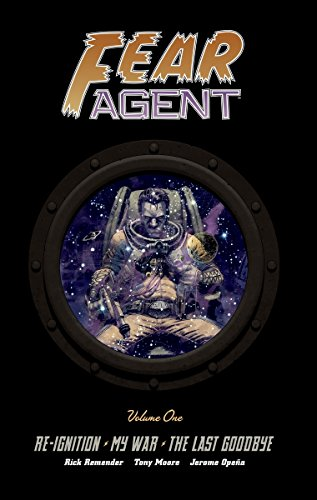 Fear Agent Library Edition Vol 1.
