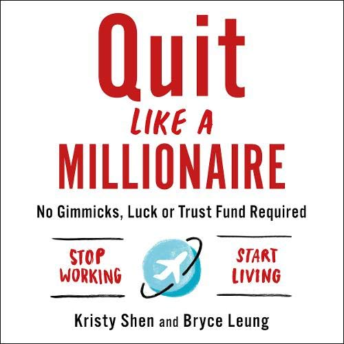 Quit Like a Millionaire cover art