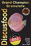 Discusfood Comida Gránulo Peces Disco - Grand Champion 80g