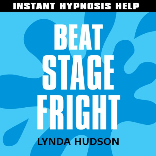 Beat Stage Fright audiobook cover art