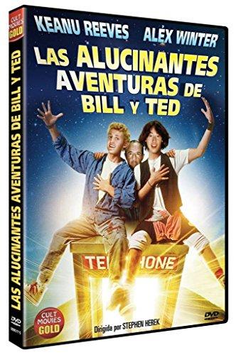 Alucinantes Aventuras de Bill y Ted [DVD]