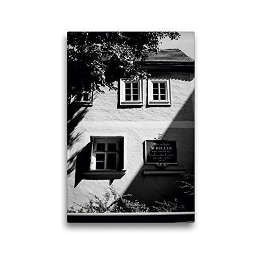 CALVENDO Toile de qualité supérieure - 30 cm x 45 cm - Abri de Jardin - Tableau sur châssis - Impression sur Toile véritable ORTE