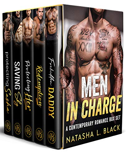 Men in Charge: A Contemporary Romance Box Set