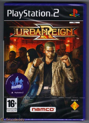 Urban Reign PAL ITALIA-Sony PS2 Incellophanato!