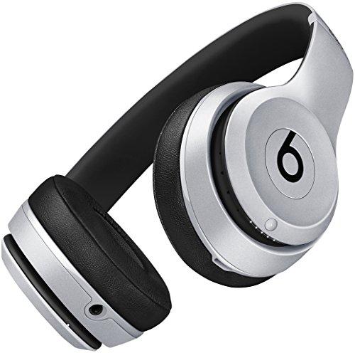 Beats Solo 2 Wireless - Auriculares de diadema abiertos, color gris espacial