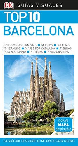 Guía Visual Top 10 Barcelona: La guía que descubre lo mejor de cada