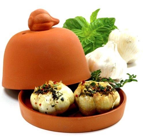 Norpro Large Garlic Baker - Best Gift For Chefs Who Love Garlic
