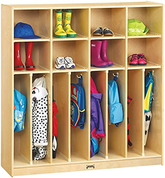 Jonti Craft 2687JC Neat N Trim Standard Lockers