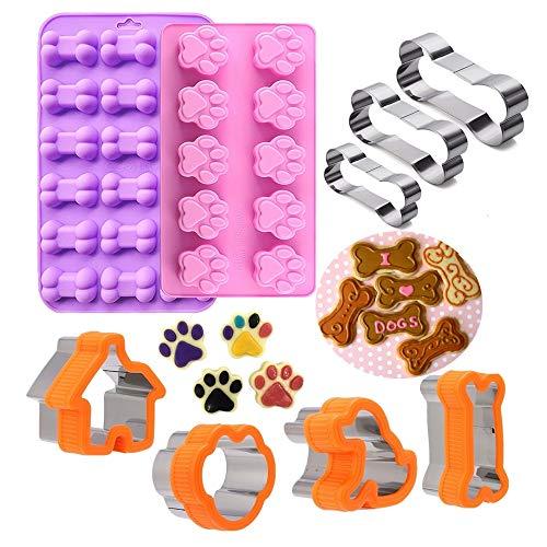 dog biscuit baking kit - 6