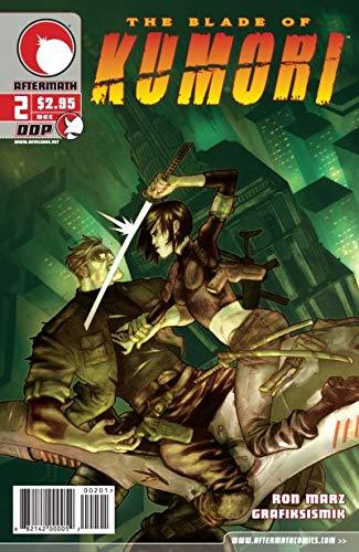 Blade of Kumori #2 (English Edition) eBook: Marz, Ron, Dub ...