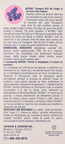 Shampoing Antipelliculaire Nizoral Ketoconazole, 120ml - 3