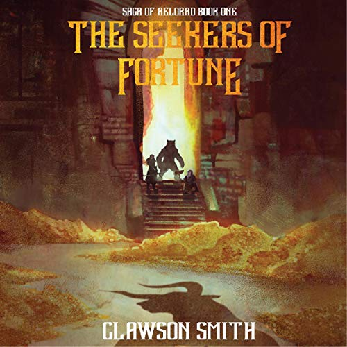 The Seekers of Fortune audiobook cover art