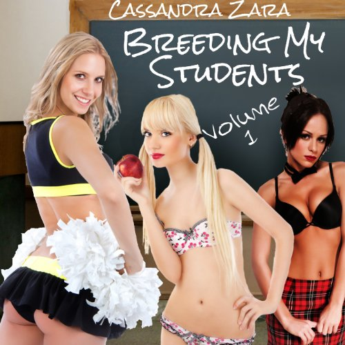 Breeding My Students, Vol. 1 audiobook cover art