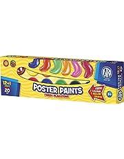 Farby plakatowe Astra 13 kolorów - 20 ml 12+1 kolor gratis