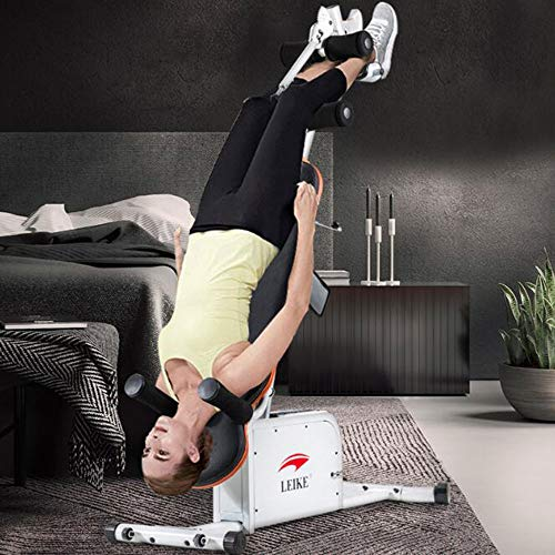 For Sale! LILIA GYM Electric Inversion Table Handstand Machine Ffitness Equipment for Home Inversion...