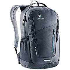 AIRSTRIPES SYSTEM - Unique back ventilation that allows your pack to sit secure and snug against your back while circulating fresh air through with highly breathable foam. STORAGE - Stretch pockets on the side in the front provide additional storage ...