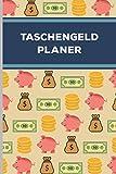 Taschengeldplaner: Überblick über die Taschengeldauszahlung behalten mit strukturierter und einfacher Erfassung des ausgezahlten Taschengelds
